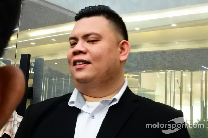 David M. Pangemanan, Sales Executive Lamborghini Jakarta