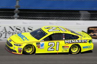Paul Menard, Wood Brothers Racing, Ford Fusion Menards / NIBCO