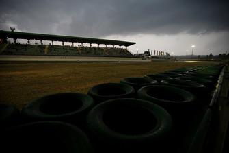 Misano World Circuit Marco Simoncelli am Abend