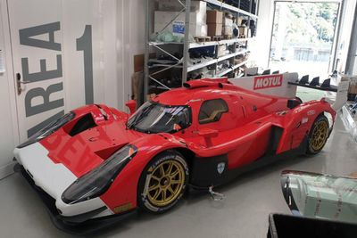 Roulage Glickenhaus 007 LMH