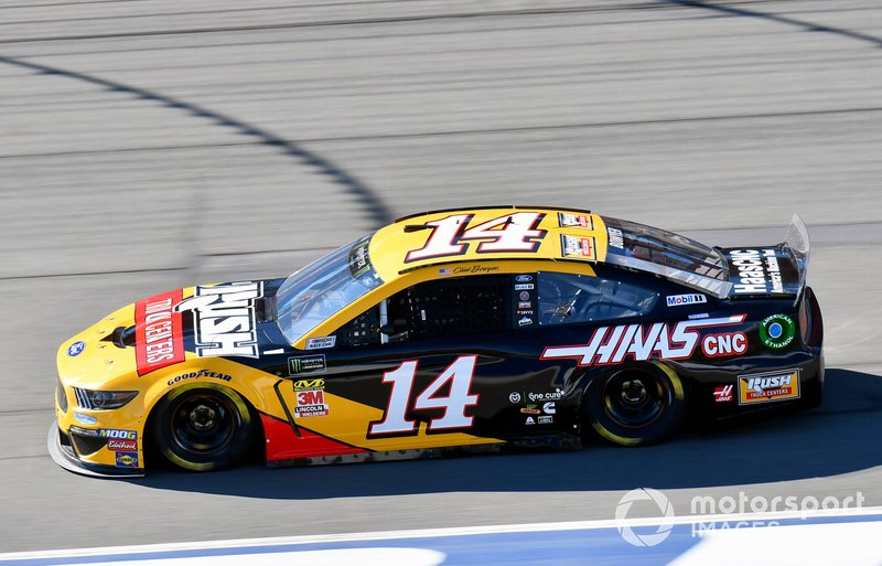 Clint Bowyer, Stewart-Haas Racing, Ford Mustang