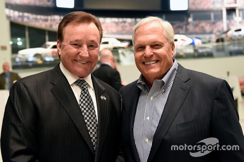 Richard Childress y Rick Hendrick, nuevos miembros del Salón de la Fama de NASCAR