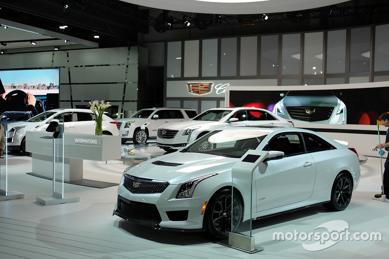 Autoshow in Montreal