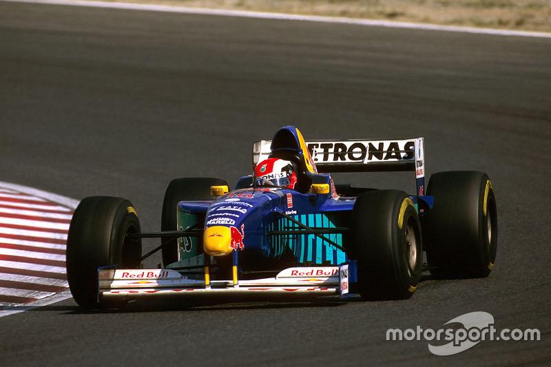 #16 : Johnny Herbert, Sauber C16