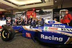 Jacques Villeneuve's 1997 Williams-Renault