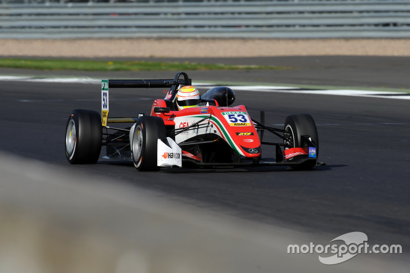 Callum Ilott, Prema Powerteam, Dallara F317 - Mercedes-Benz