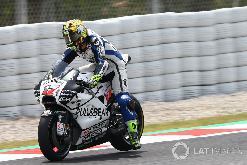 Карел Абрагам, Aspar MotoGP Team