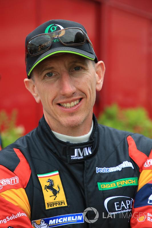 Robert Smith,  JMW Motorsport