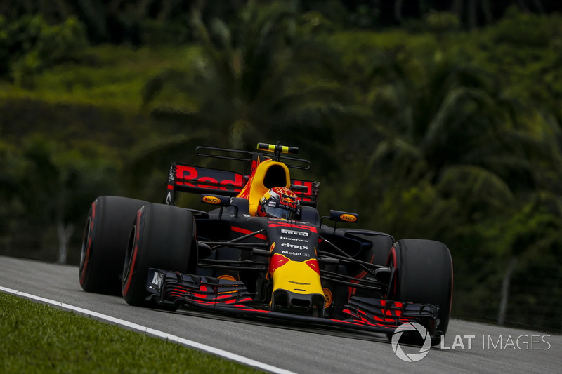 2017: Max Verstappen, Red Bull-TAG Heuer RB13
