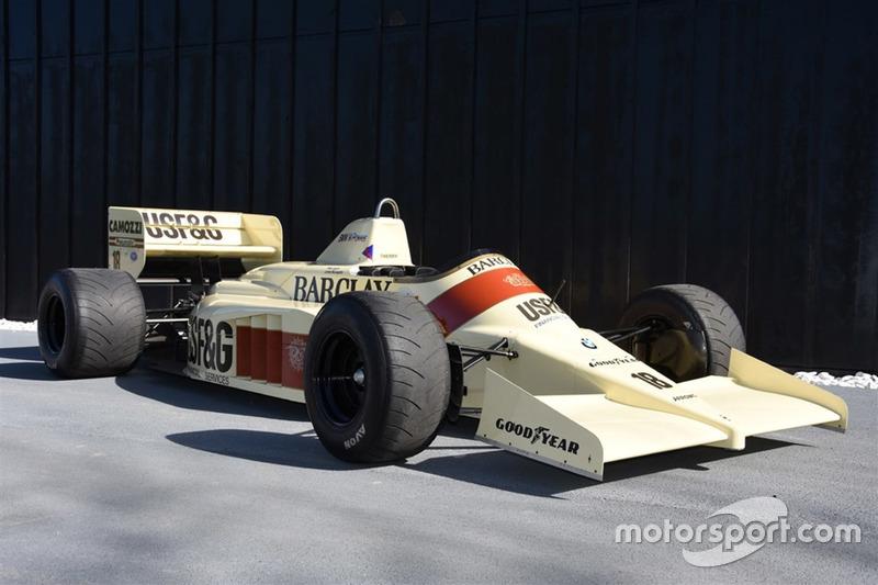 Arrows A9, 1986. Ціна £175 тис.