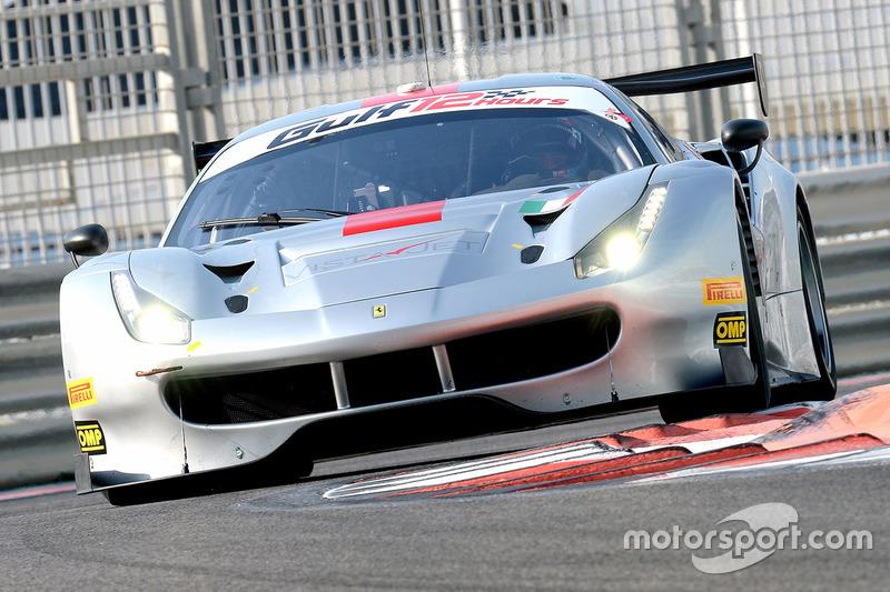 #51 Spirit of Race Ferrari 488 GT3: Thomas Flohr, Francesco Castellacci, Andrea Rizzoli