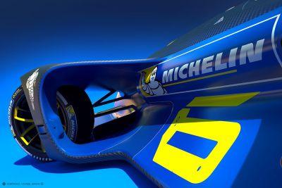 Michelin Roborace partnership