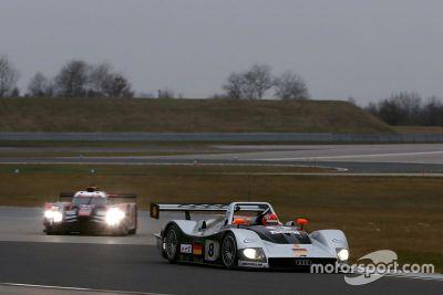 Audi Sport LMP1 farewell