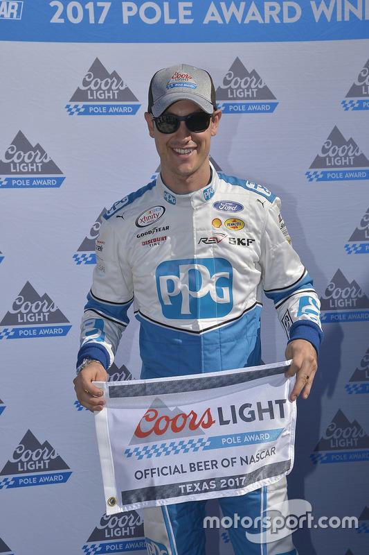 Polesitter: Joey Logano, Team Penske, Ford