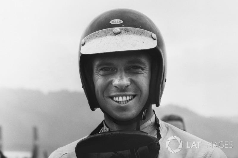 Grand Prix d'Afrique du Sud 1963 : Jim Clark