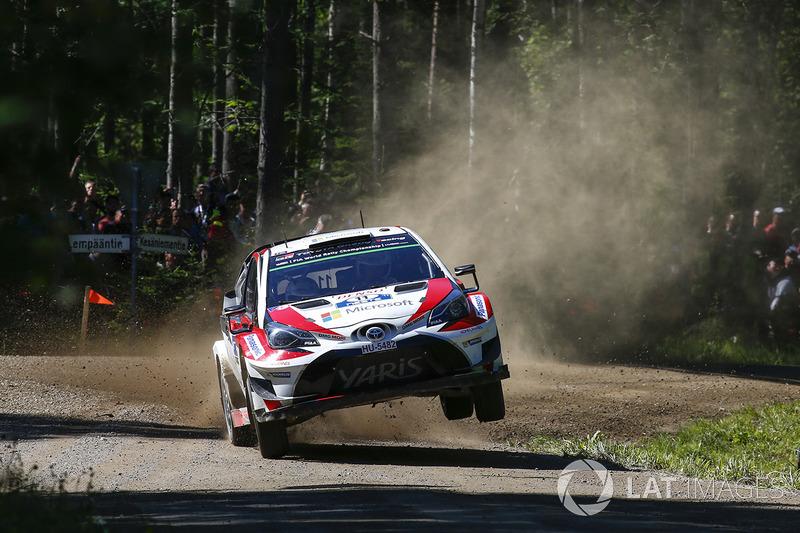 WRC Temporada 2018