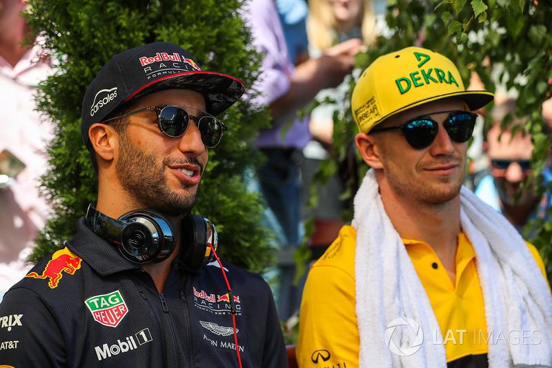 Renault: Geen Ocon maar Ricciardo
