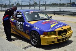 #810 MP3B BMW 325, Rhamses Carazo, Carter Fartuch, TLM USA