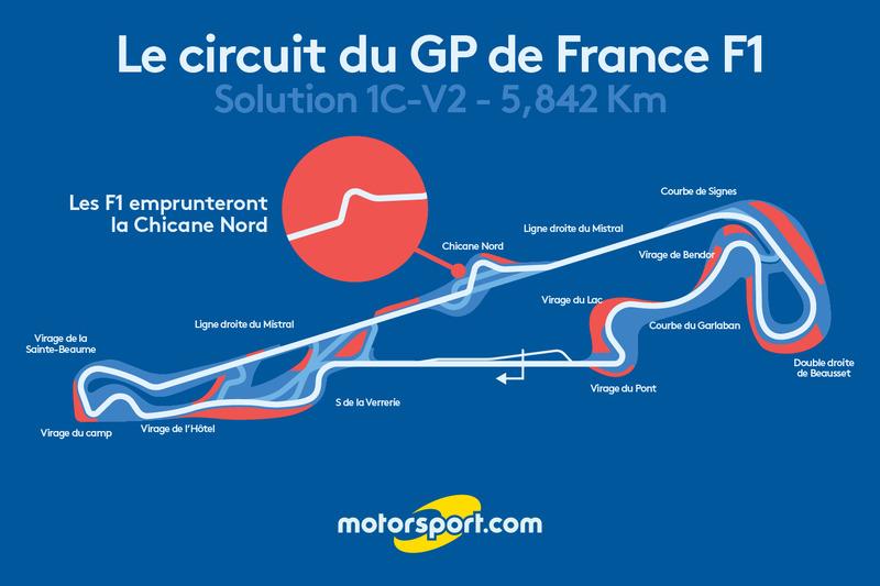 Траса Гран Прі Франції