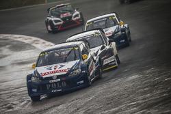 Johan Kristoffersson, Volkswagen Team Sweden, Timur Timerzyanov, World RX Team Austria, Anton Marklu