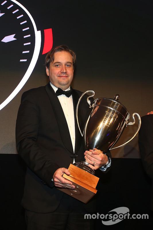 2016 Copa Endurance todos los equipos, HTP Motorsport, segundo lugar