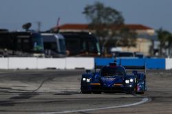 #90 Visit Florida Racing Multimatic Riley LMP2: Marc Goossens, Renger van der Zande, René Rast
