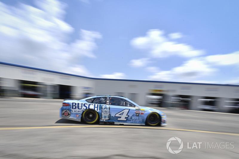 Kevin Harvick, Stewart-Haas Racing Ford