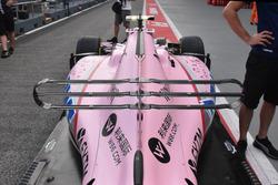 Capot moteur de la Sahara Force India VJM10