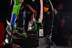 P podium: winners Scott Sharp, Ryan Dalziel, Brendon Hartley, Tequila Patrón ESM