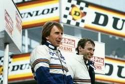 1. Stefan Bellof, Derek Bell, Porsche 956