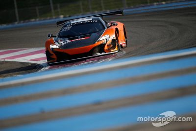 Paul Ricard March test