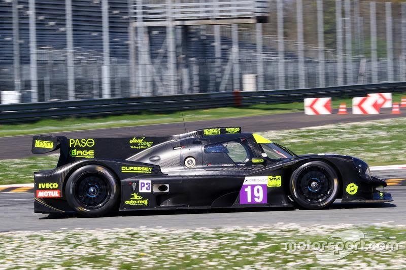 #19 M.Racing - YMR, Norma M 30 - Nissan: Yann Ehrlacher, Ricky Capo, Gwenaël Delomier, Nathan Bihel