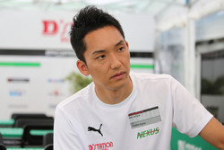 Tomonobu Fujii, D'station Racing