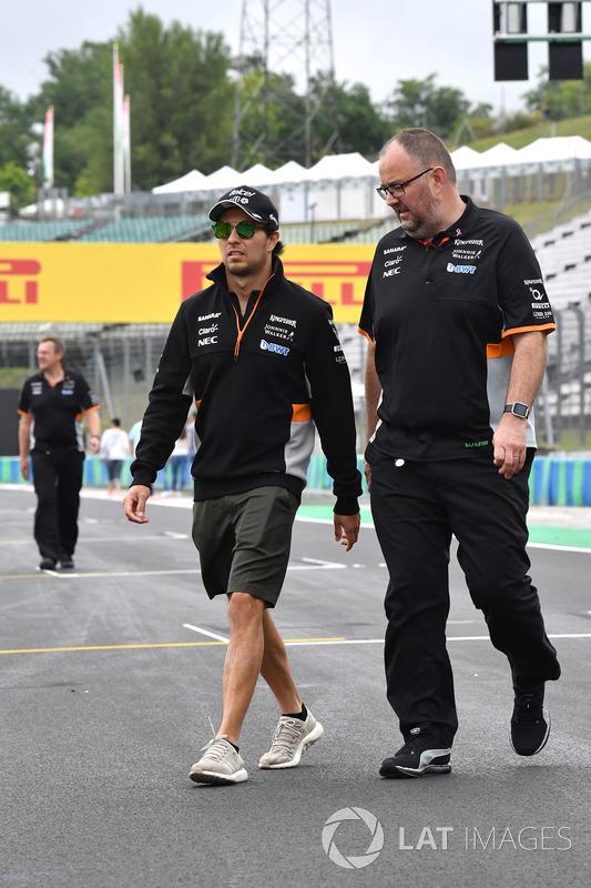 Серхіо Перес, Force India