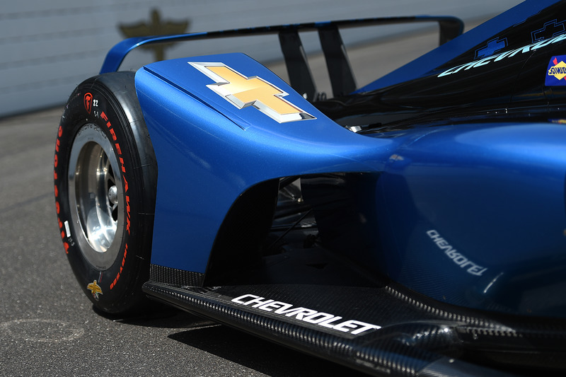 IndyCar 2018 von Chevrolet