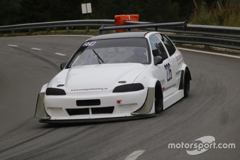 René Köchl, Honda Civic RK3, RCU