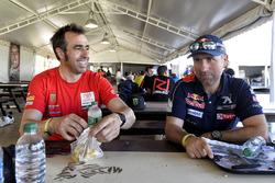 Nani Roma, Overdrive Racing Toyota, Stéphane Peterhansel, Peugeot Sport