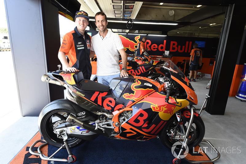 Бредлі Сміт, Red Bull KTM Factory Racing, Радек Штепанек