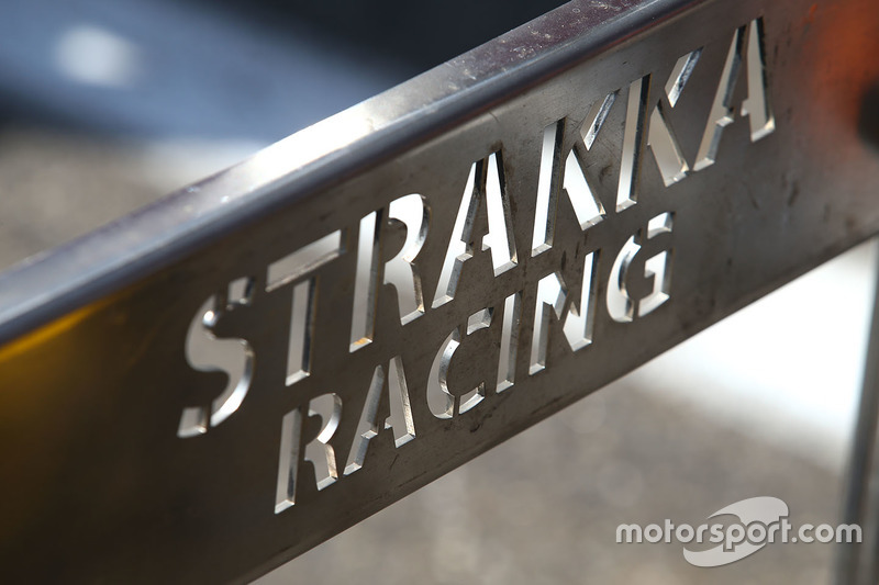 Detail: Strakka Motorsport, McLaren 650S GT3