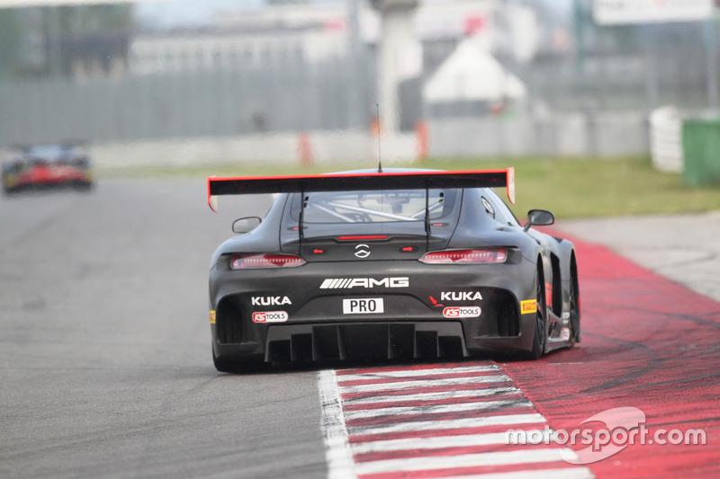 Tristan Vautier, Felix Rosenqvist, Mercedes-AMG GT3, AKKA ASP