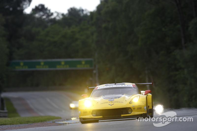 #63 Corvette Racing Chevrolet Corvette C7-R: Ян Магнуссен, Антоніо Гарсія, Рікі Тейлор