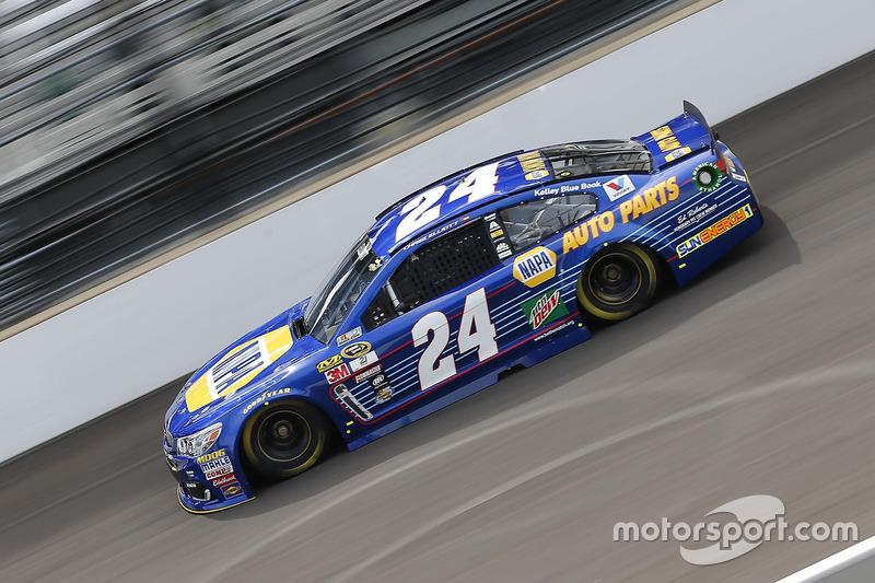 #4: Chase Elliott (Hendrick-Chevrolet)