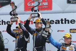 GS: race winners #15 Multimatic Motorsports Ford Shelby GT350R-C: Scott Maxwell, Billy Johnson