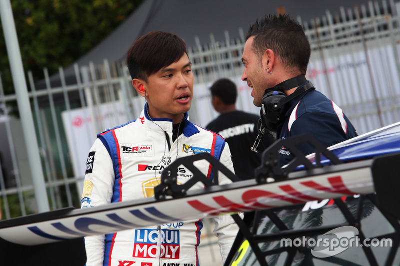 Andy Yan Cheuk Wai, Liqui Moly Team Engstler, Volkswagen Golf GTI TCR