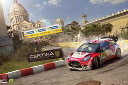 WRC 6, Screenshot