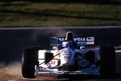 Jan Magnussen, Stewart Grand Prix Ford SF-1
