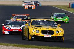 #7 Bentley Team ABT, Bentley Continental GT3: Christer Jöns, Daniel Abt