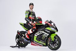 Tom Sykes with the Kawasaki Ninja ZX-10R