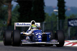 Ayrton Senna, Williams FW16