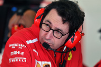 Mattia Binotto, Chief Technical Officer Ferrari